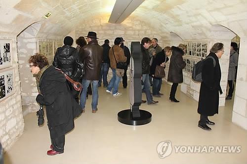 Angouleme Comic Festival, 'Comfort Women' special exhibition