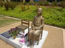 Glendale Statue..