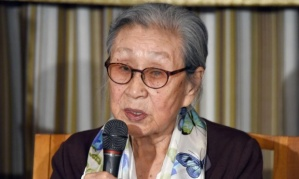 Surviving comfort woman, Bok-dong Kim, now 89