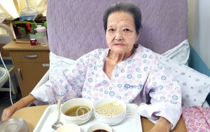 91 year old Kim, Yang-joo, surviving comfort woman
